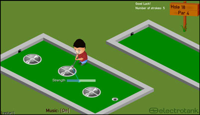 minigolf multiplayer online 4 player